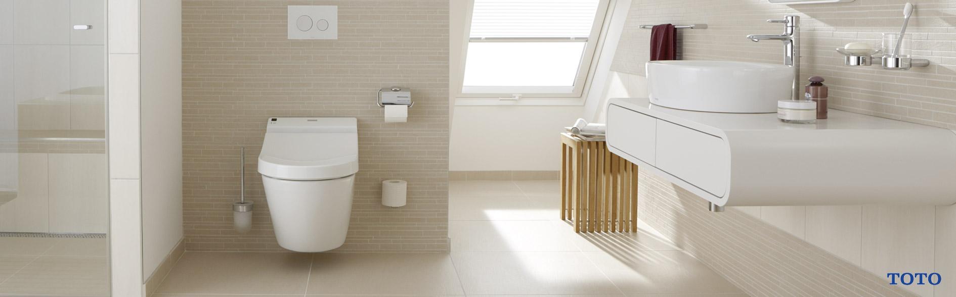 Accueil bains et carrelages bretagne for Toto salle de bain